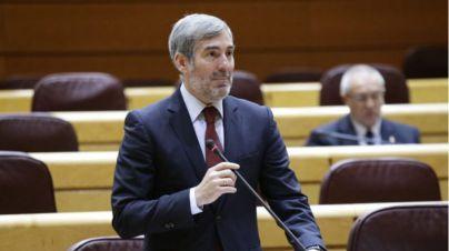 Clavijo lamenta que el PSOE no apoye que Canarias sea base de uno de los buques del Instituto Oceanográfico