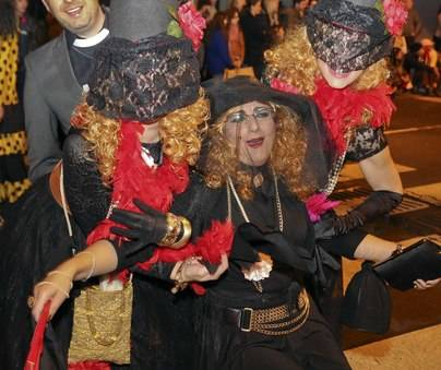 El Carnaval celebra el Entierro de la Sardina