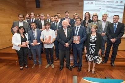 La Asociación de Jóvenes Empresarios de Canarias premian el talento y la innovación