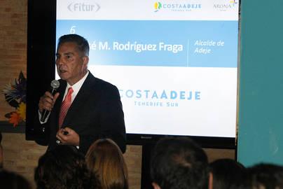 Adeje estará en la Conferencia Iberoamericana de Ministros de Turismo