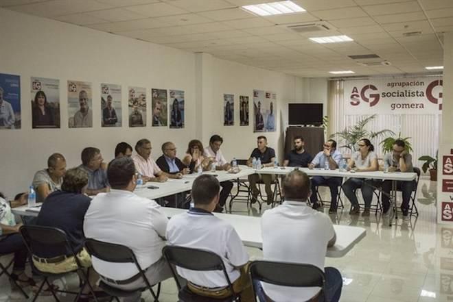 ASG no entrará en el Gobierno de Canarias