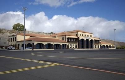 Casimiro Curbelo pide a la compañía Air Europa la inclusión de La Gomera en sus rutas entre las Islas