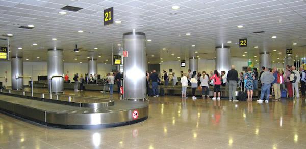 Canarias aumenta sus pasajeros un 16,7% en abril