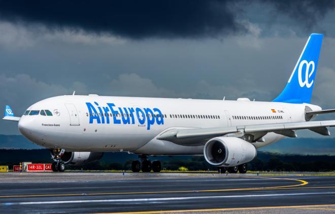 Air Europa reanuda sus vuelos con Canarias a partir del 22 de junio