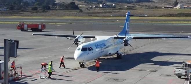 Air Europa prevé trasladar a 145.000 pasajeros entre islas hasta marzo
