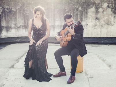 Alba Molina trae el flamenco al programa Musicando con las canciones de sus padres, Lole y Manuel