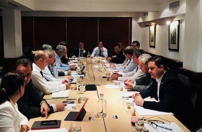 Renovación, avances tecnológicos y mejora financiera, entre los retos de Adeje y Arona junto a la Alianza de Municipios Turísticos de España