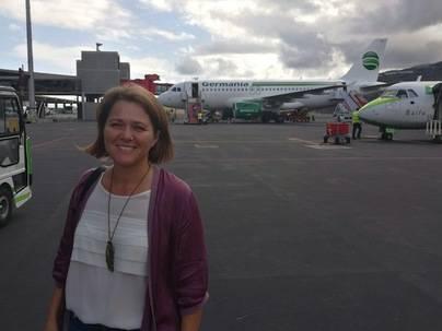 Aumento de los vuelos entre La Palma y Alemania para el próximo invierno