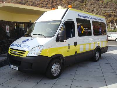 Los recursos de Transporte Sanitario No Urgente realizaron cerca de 900.000 servicios en 2017