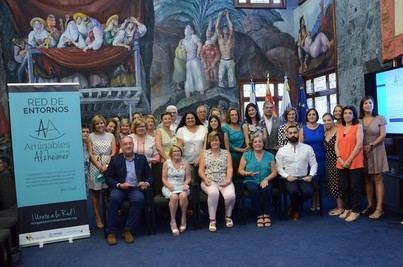 El Cabildo anima a la integración social en el Día Mundial del Alzheimer