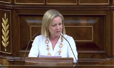 Oramas acusa a Sánchez de pisotear el REF y el Estatuto y de ignorar al Parlamento de Canarias