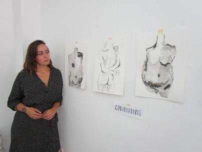 La Regenta apuesta por la joven palmera Ángela González como artista en residencia