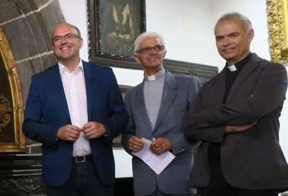 El sacerdote Antonio Hernández Hijo Predilecto de la Isla de La Palma