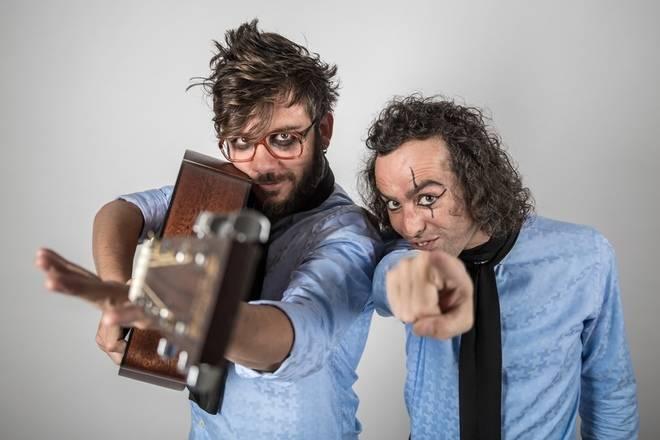 El dúo Antílopez llega al Guiniguada tras arrasar en salas de todo el país con su original propuesta musical