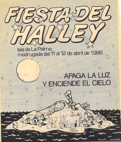 La noche que la isla canaria de La Palma se quedó a oscuras