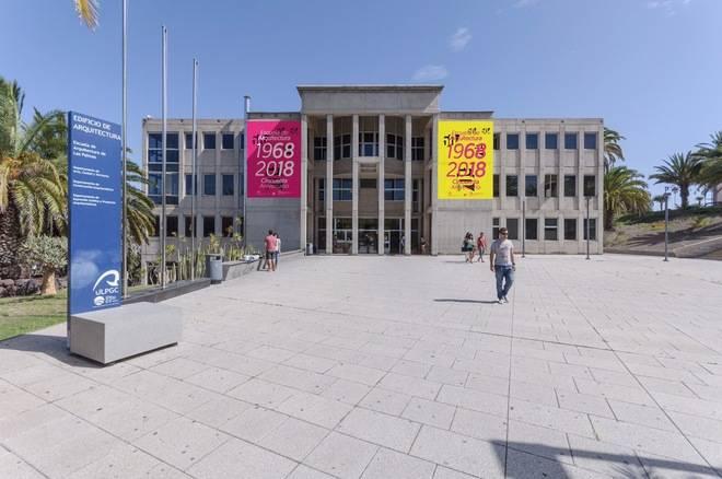 50 aniversario de los estudios de arquitectura en Gran Canaria