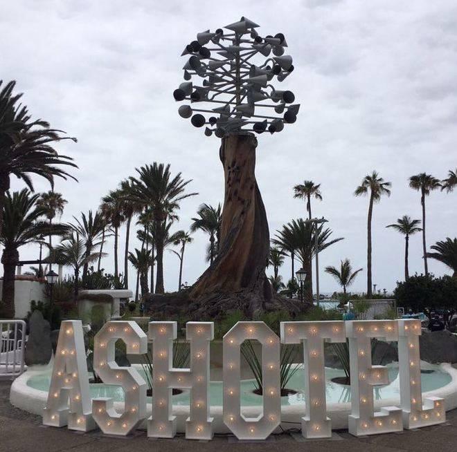 Ashotel celebra su 40 aniversario en Puerto de la Cruz