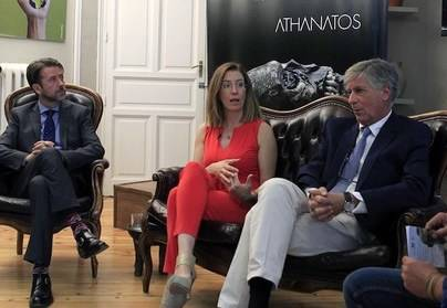 El Cabildo de Tenerife presenta en Madrid 'Athanatos'