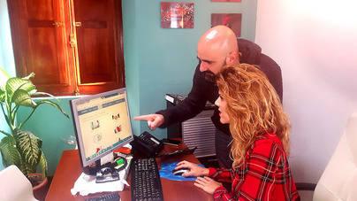 Valverde pone en marcha la primera escuela virtual de El Hierro