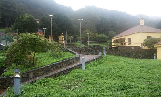 El Aula de la Naturaleza de El Cedro duplica el número de visitantes durante 2017