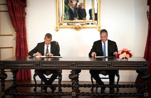 Canarias y Azores apoyan la recuperación del espíritu del Acuerdo de Mindelo
