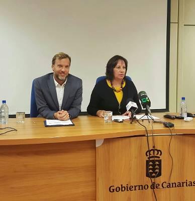 Canarias lleva la política de becas al máximo permitido por el Estado