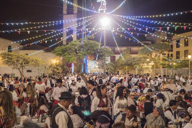 Este miércoles el Baile de Magos de las Fiestas de Mayo