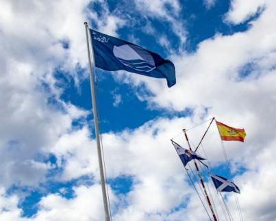 El Real Club Náutico de Tenerife obtiene la Bandera Azul