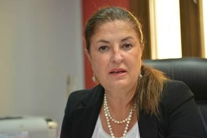 Belén Allende solicita a Binter la ampliación de vuelos con El Hierro