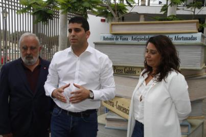 """Ciudadanos denuncia que el Cabildo de Lanzarote se está convirtiendo en """"la mayor inmobiliaria de toda la isla"""""""