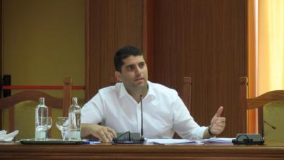 """Benjamín Perdomo: """"El único logro del PP en el presupuesto es un ventorrillo sobre ruedas de 250.000 euros"""""""