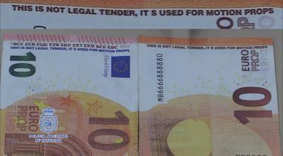 Alertan ante la aparición de billetes falsos en toda España, sobre todo de 5 y 10 euros
