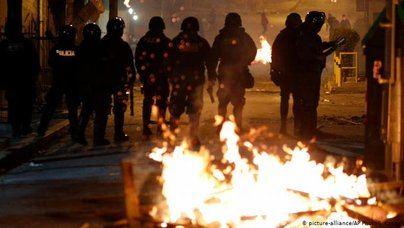 La policía de Bolivia se amotina contra el presidente Evo Morales