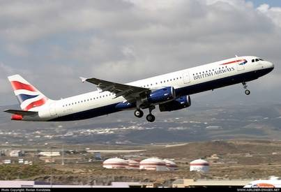 British Airways conectará Londres con Tenerife Sur