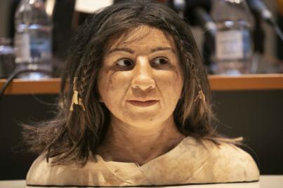 Patrimonio Cultural recupera la historia aborigen de la Caldera de Tirajana