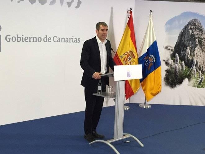 Clavijo nombra a los nuevos consejeros del Gobierno de Canarias