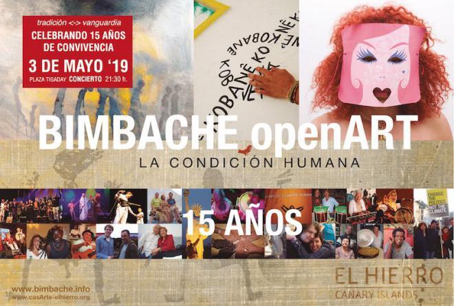 Festival Bimbache openART este viernes en El Hierro