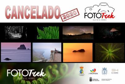 La Frontera cancela la celebración de Fototrek Isla de El Hierro 2020