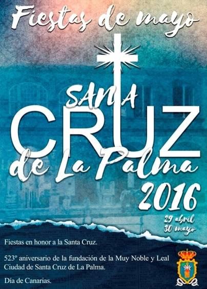 Santa Cruz de La Palma celebra los 523 años de su fundación