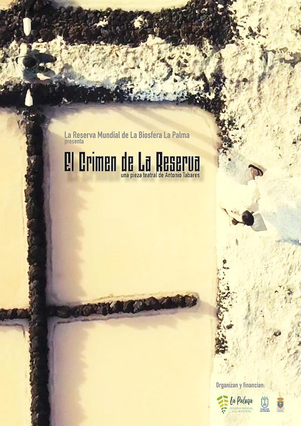 "La Reserva Mundial de la Biosfera La Palma presenta ""El Crimen de la Reserva"","
