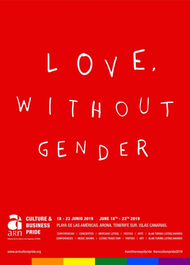 ARN Culture & Business Pride convierte Playa de las Américas en cita indispensable del calendario LGTBIQ+ mundial