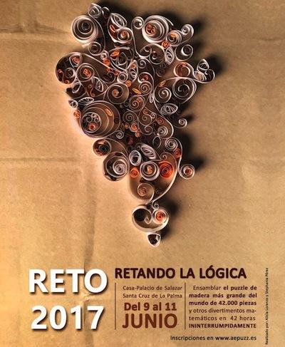 La Palma acogerá el reto de la composición del puzle más grande del mundo
