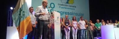 Mario Cabrera renueva en la Secretaría Insular de CC Fuerteventura
