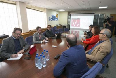 Isaac Castellano expone a la Asociación Canaria del Alquiler Vacacional las líneas generales del nuevo decreto
