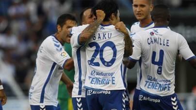 El Tenerife gana al Cádiz y ya espera al Getafe