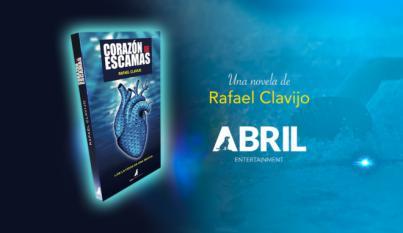 'Corazón de Escamas', una de las novelas más vendidas en Canarias