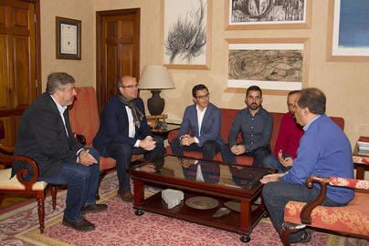 La Consejería de Obras Públicas y Transportes invertirá este año 13, 6 millones de euros en La Palma