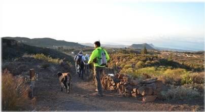 Recuperación de los caminos históricos de Canarias