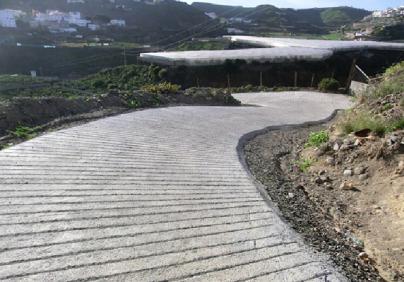 El Cabildo culmina 18 actuaciones en caminos agrícolas e infraestructuras rurales con una inversión de 936.000 euros