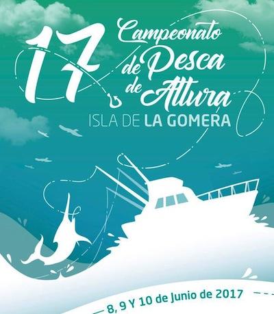 Campeonato de Pesca de Altura en La Gomera